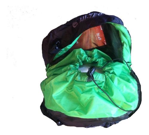 mochila 30 litros hi tec trekking montaña local palermo