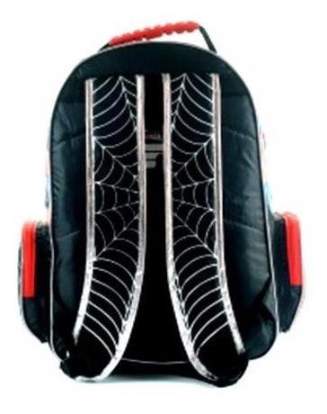 mochila 3d espalda 16'' spiderman (9789)