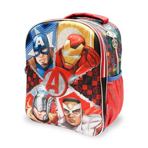 mochila 3d kinder avengers assemble marvel