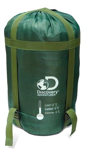 mochila 45 l airflow + saco dormir 8000 discovery adventures