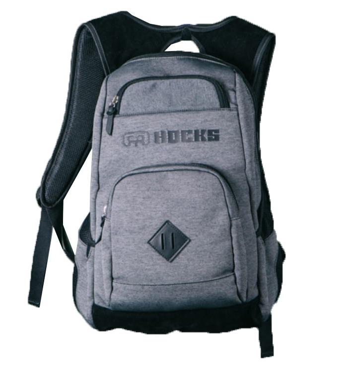 083b10757 Mochila Academia Hocks College Forte Resistente Cinza - R$ 252,58 em ...