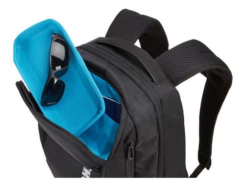 mochila accent backpack 23l - black - thule