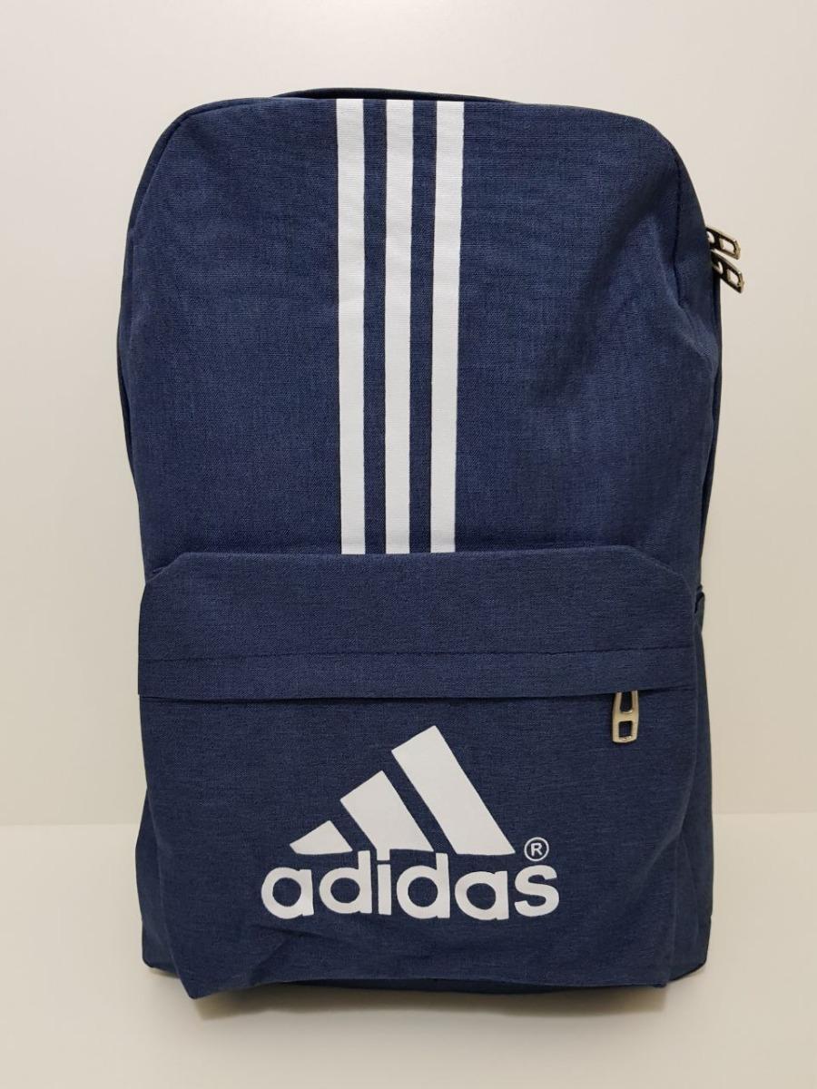 18093065e mochila adidas bolsa costas esportiva escolar azul e170. Carregando zoom.