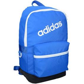 Mochilas Adidas Hombre Pequeñas Mochilas Azul en