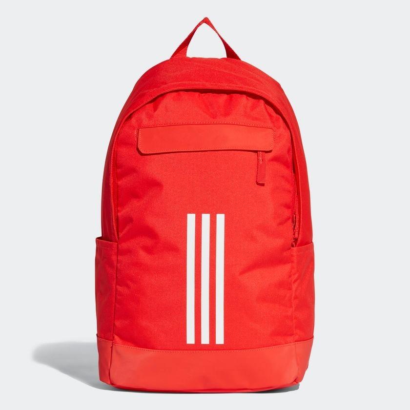 Franjas Roja Mochila Adidas 0504 Escolar Classic e29IYWEDH