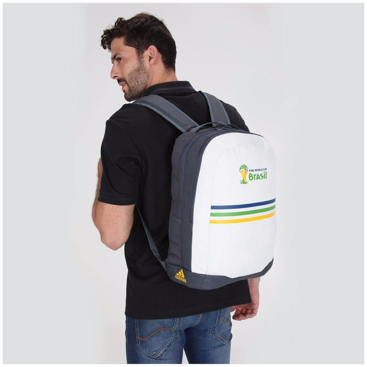 World Fifa Adidas 2014Funda Originals Cup Brasil Mochila Pk80nOw