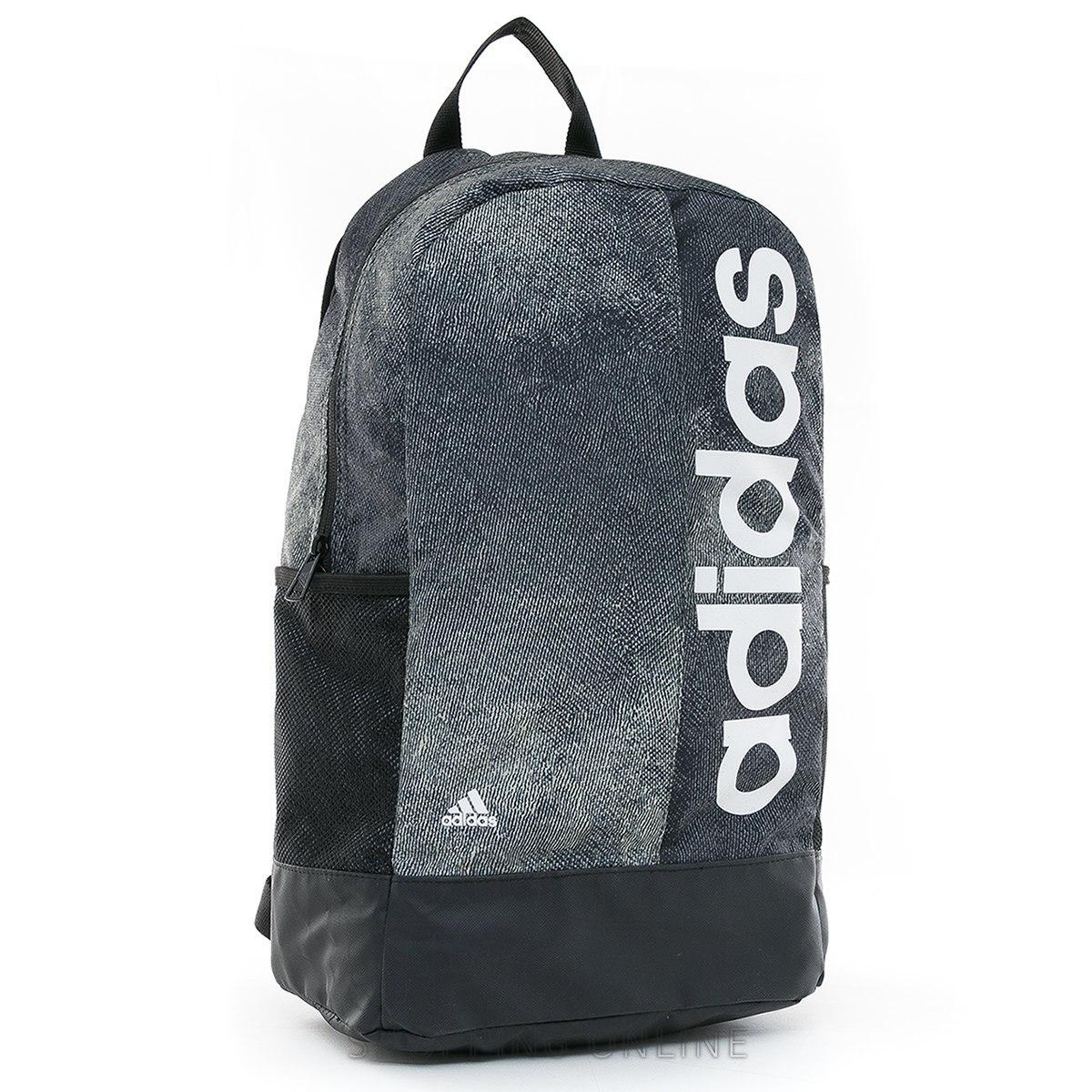 aa2c1149e69a mochila adidas linear performance backpack. Cargando zoom.