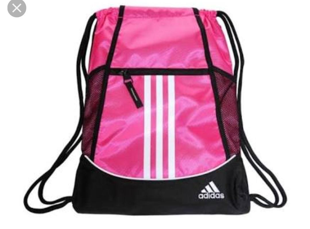 Morral Original Adidas Mujer Rosa Mochila Backpack tQCrdxsh