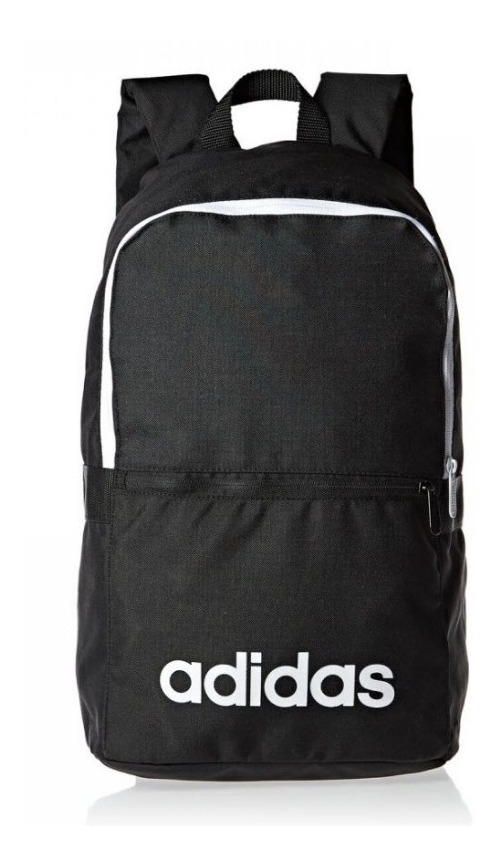 Mochila Linear Original Negra Dt8633 Backpack Adidas fyb6gY7