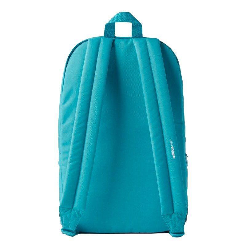 780f816bc Mochila adidas Neo Daily Azul E Branca - R$ 99,90 em Mercado Livre