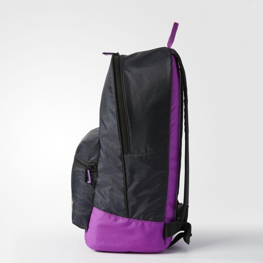 6256cfdc8 mochila adidas neo g bp daily htr feminina - preto/roxo. Carregando zoom.