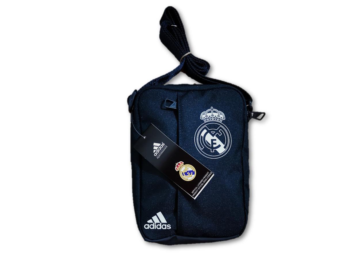 0aeeace5aa Mochila adidas Organizador Tipo Mariconera Real Madrid -   669.00 en ...