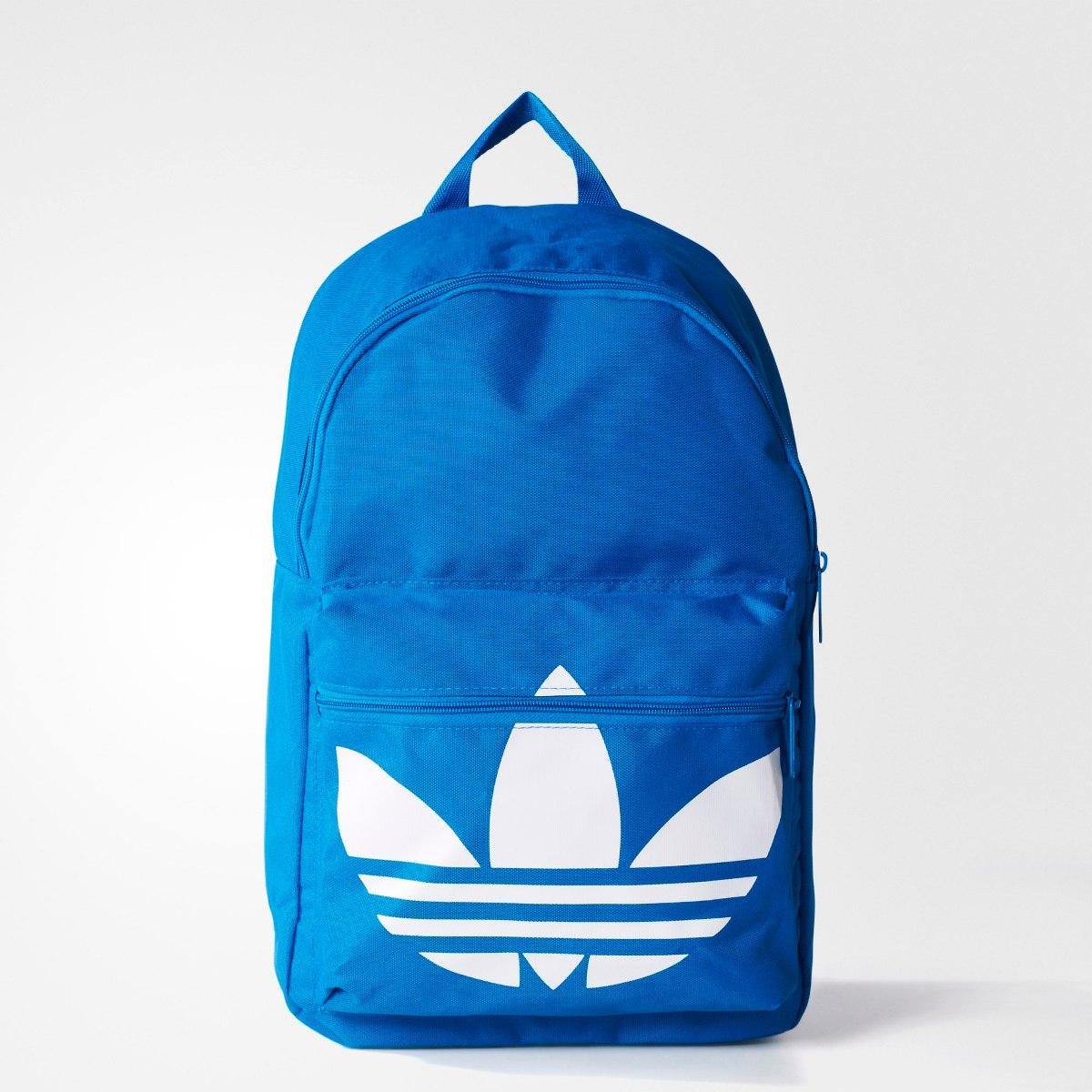 Mochilas Adidas Azul Clair ES069