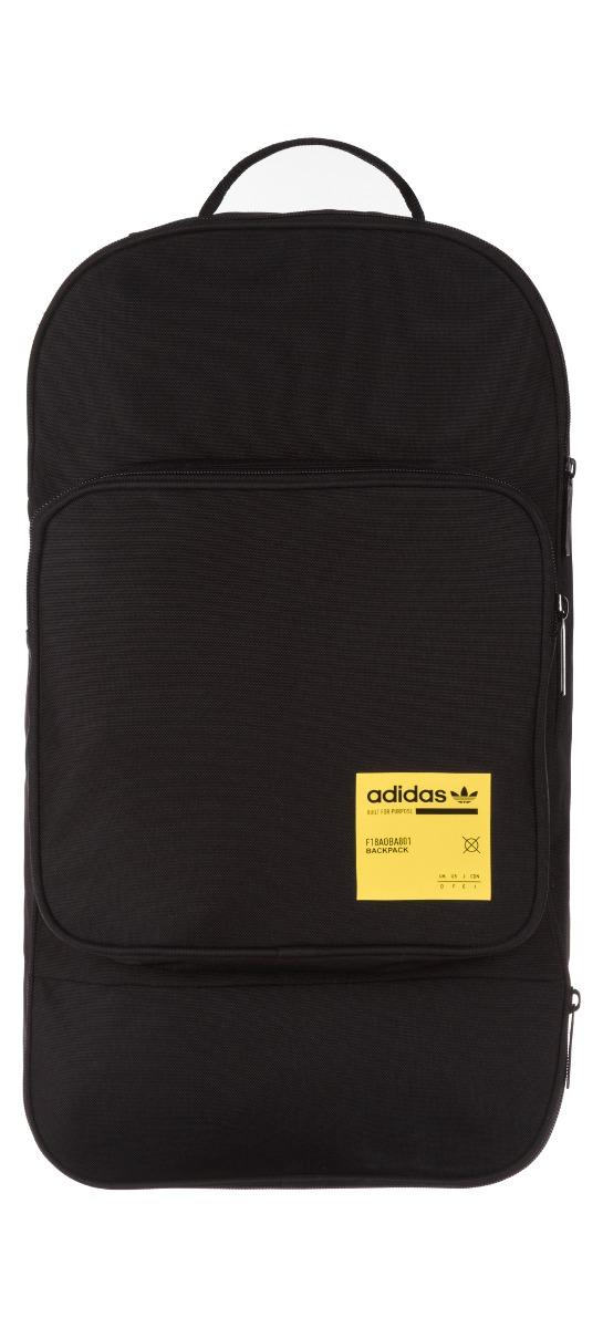 0fd885612a592 mochila adidas originals backpack f18ba0ba0801 preta - único. Carregando  zoom.