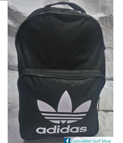 Classic BackpackBlack 135 00 Mochila Originals Trefoil S Adidas 1KJ3clFT