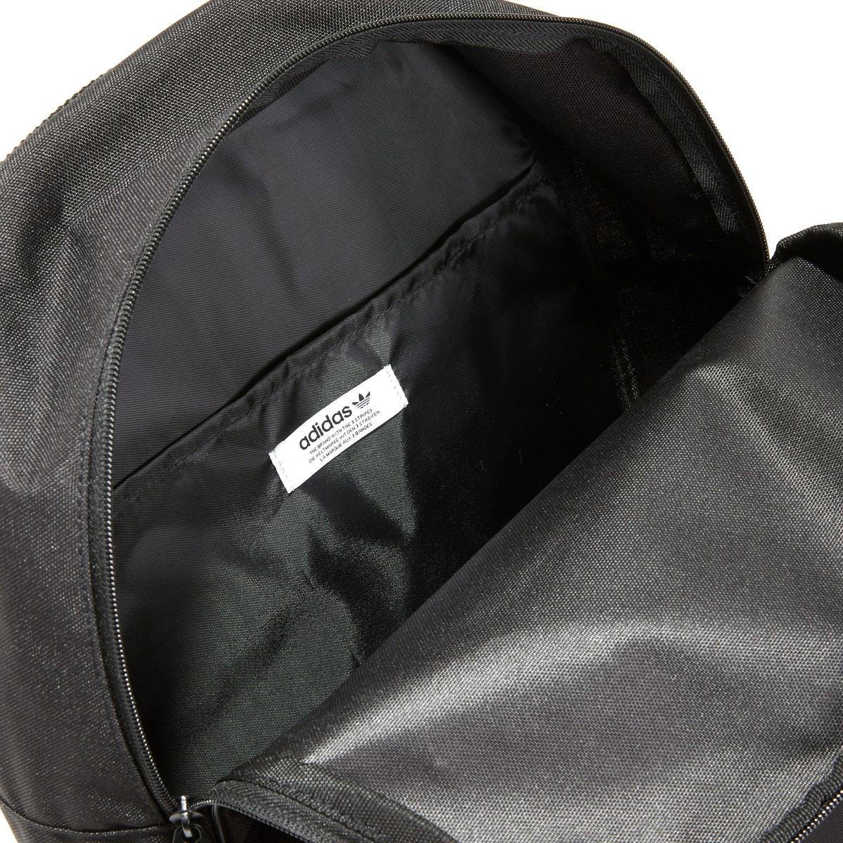 gran venta Promoción de ventas en stock Mochila adidas Originals Classic Trefoil Preta - Único - R$ 139,90 ...