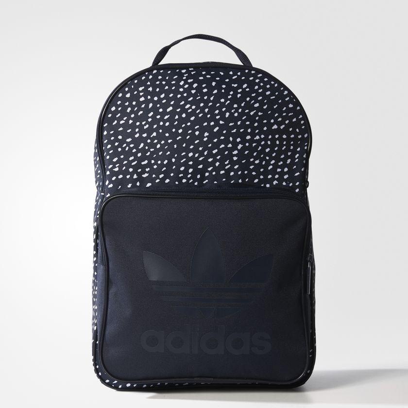 Estampado Adidas Puntos Originals De Mochila XwOP0nkN8