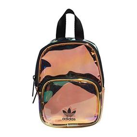 Adidas Mochila MetallicOne Size Originals MiniRadiant L54ARq3j