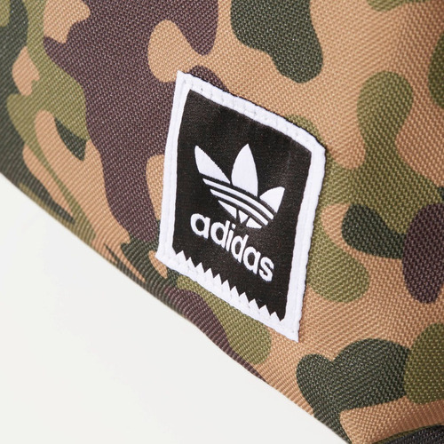mochila adidas originals skate trifolio