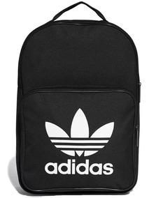 Clas Mochila Laptop Negra Trifolio Skate Adidas Originals Nk8PXnw0O