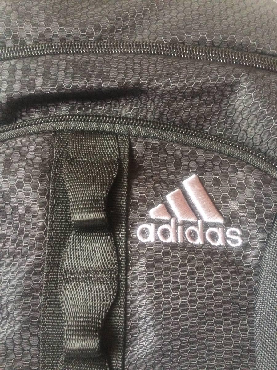 8e09c415ce6f ... mochila adidas prime ii backpack black... unica. Cargando zoom. sale  retailer ...