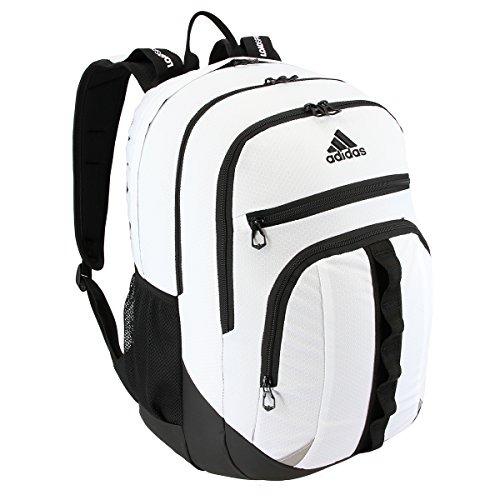 silbar salchicha Peatonal  mochila adidas blanca y negra - Tienda Online de Zapatos, Ropa y  Complementos de marca