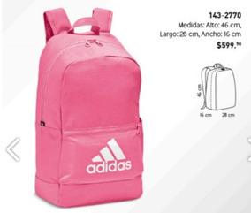 adi 2 Original Niña Adidas And 1432770 Rosada Mochila mY6vfgyIb7