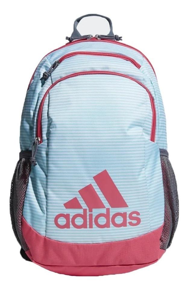 Mochila Adidas BolsillosGrande Unisex Escolar Deportiva WDH2E9YI