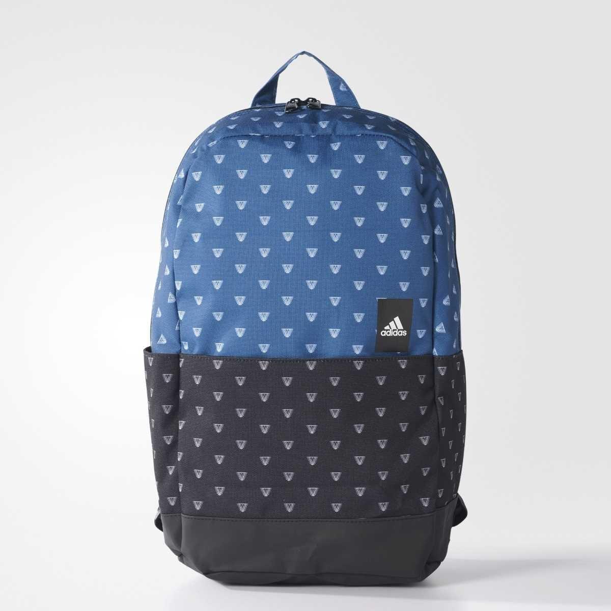 fe1ce823f Mochila adidas Versatile Azul Marino - $ 649.00 en Mercado Libre