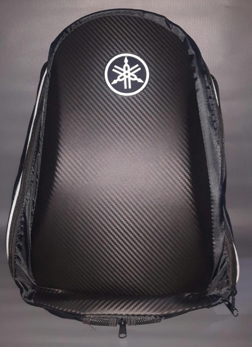 2774881519 Mochila Aerodinamica Yamaha 100% Impermeável Tam. M - R$ 199,00 em ...