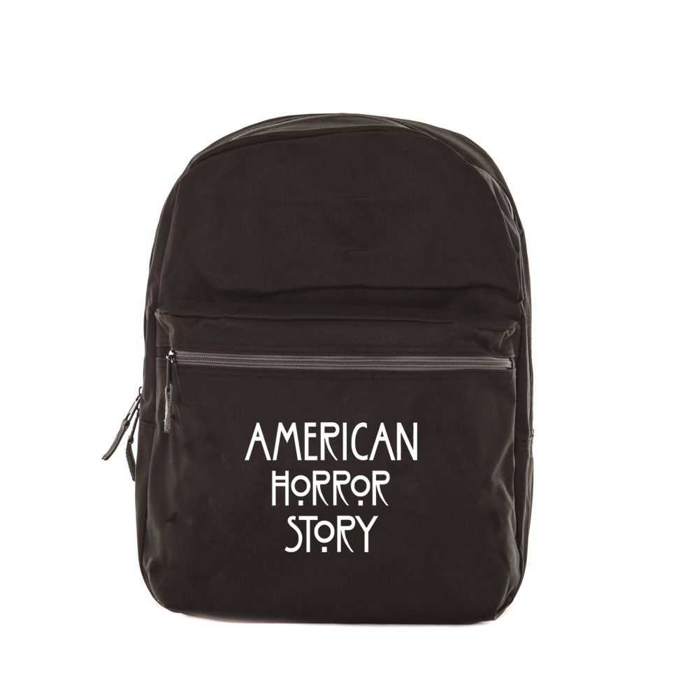 d53c568b9e82 mochila american horror story juvenil bolsa escolar unisex. Carregando zoom.