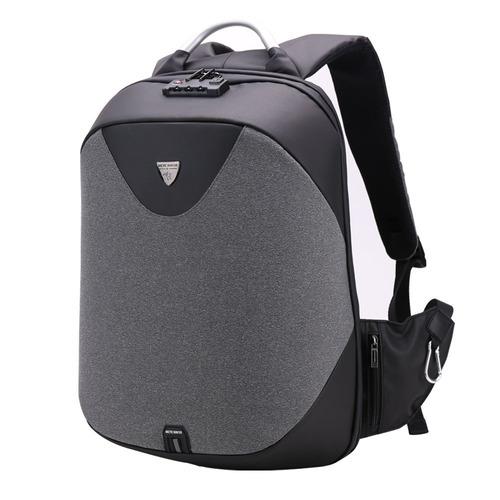 mochila anti robo con clave