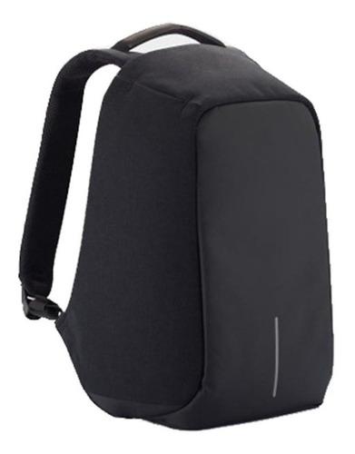 mochila antirrobo carga usb smart notebook tablet celular