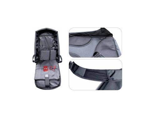 mochila antirrobo impermeable usb puntostore g644