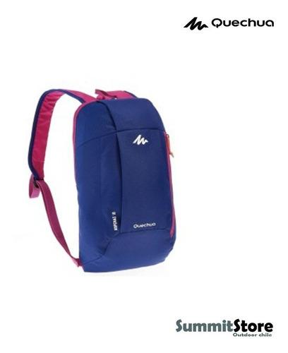 mochila arpenaz 10lts quechua original/ summitstore