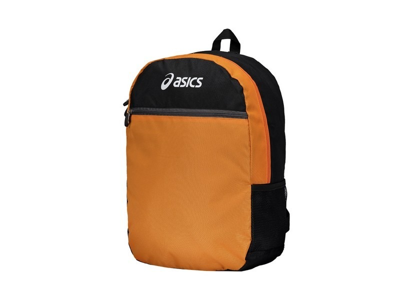 ea6d4bbe3 Mochila Asics Ripstop Backpack Laranja/preto - R$ 99,00 em Mercado Livre