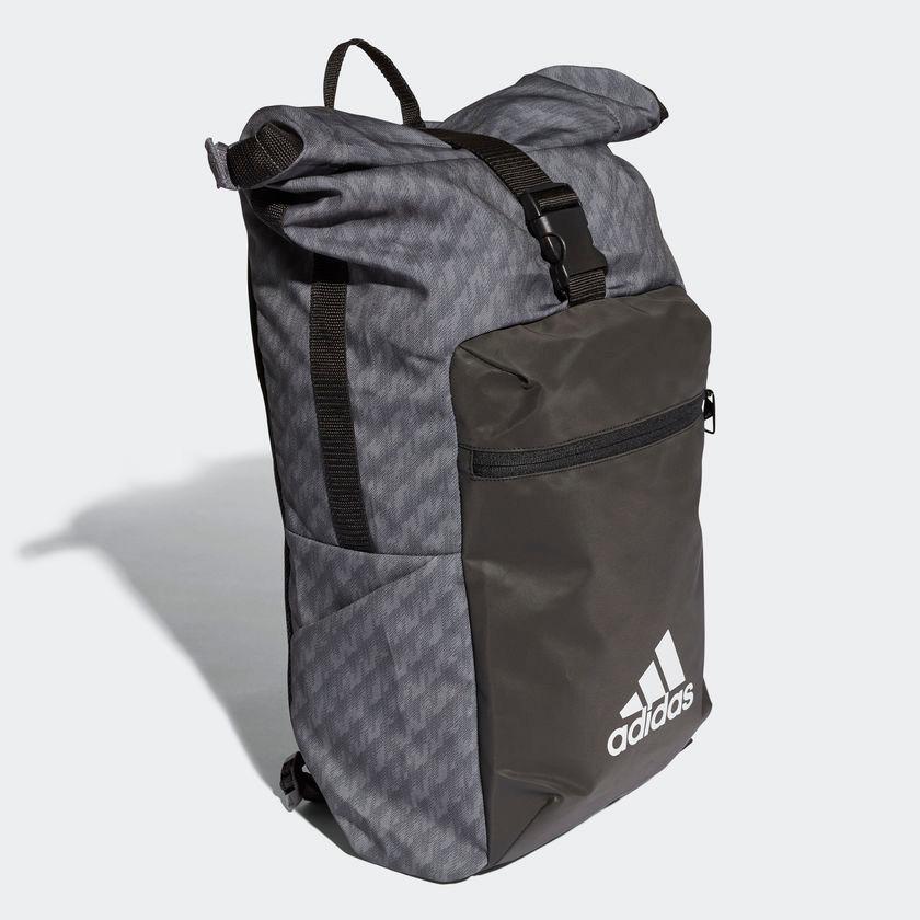 d194f424b Mochila Athletics Core adidas Cg0489 - Cinza - R$ 209,99 em Mercado ...