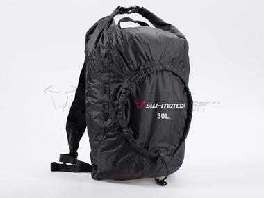 mochila backpack 30lt swmotech plegable flexpack enduromoto