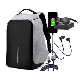 Contraagua Tabletkit Antirrobo Laptop Mochila Backpack nkXOw80P