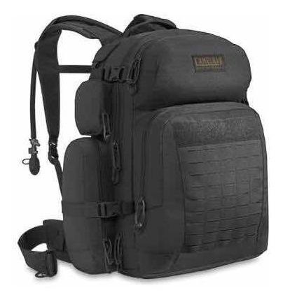 mochila backpack camelback bfm maximum gear color negro
