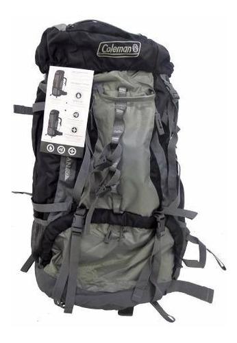 mochila backpack campismo 50 qt atitlan negro 2000023347