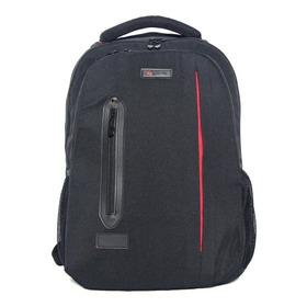 Mochila Backpack Compartimento Computadora Impermeable Tipo