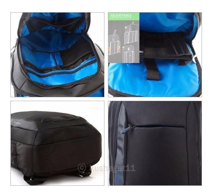diferentemente servicio duradero bien baratas Mochila Backpack Ikonn Laptop Backpack Ii Black