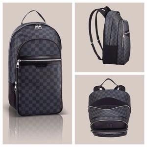 4fe98775e Mochila Backpack Louis Vuitton Michell - $ 6,700.00 en Mercado Libre