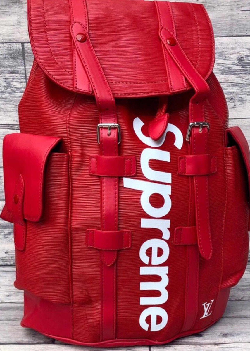 259d2278b mochila backpack louis vuitton supreme 2019 + env gratis. Cargando zoom.
