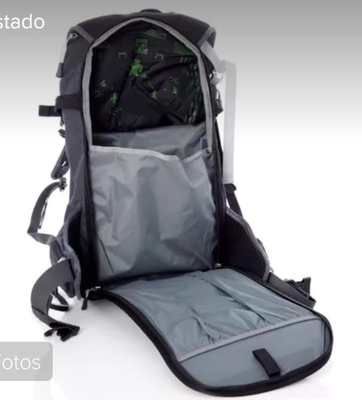 Negra Mochila The 20 North Litros Backpack Face Slacpack OPXZkiu
