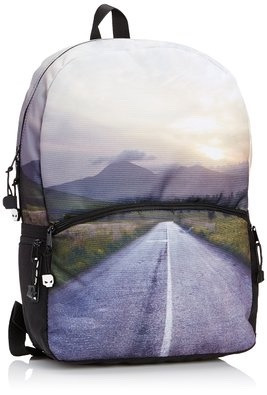 mochila backpack the road compartimento para tablet mojo