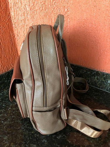 mochila bag croco