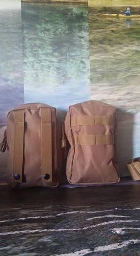 mochila banano pouch 62 l calidad superior outdoor/tactico
