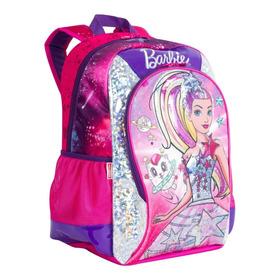 Mochila Barbie Aventura Nas Estrelas G Costas